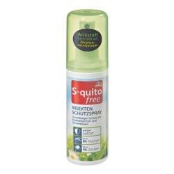 S-quito free Insektenschutzspray naturbasiert