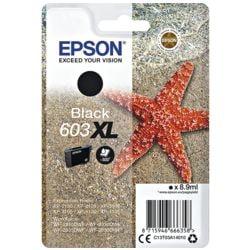 Epson Tintenpatrone »603XL« schwarz