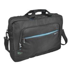 Monolith Laptoptasche »Blue Line - 17,2 Zoll« (aus Recyclingmaterial)