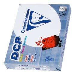 Farblaserpapier A4 Clairefontaine DCP - 250 Blatt gesamt, 160 g/m²