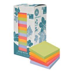 inFO Tower Recycling Notes 7,5 x 7,5 cm, 1600 Blatt gesamt
