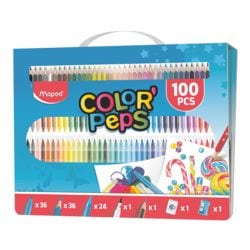 Maped 100-tlg. Stifte-Set »Color'Peps«