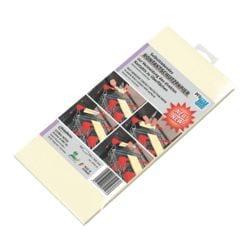 proTECT Kontaktschutzpapier 30 x 15 cm, 100 Blatt gesamt, gelb