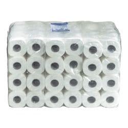 OTTO Office Toilettenpapier 3-lagig, weiß - 72 Rollen (9 Pack à 8 Rollen)