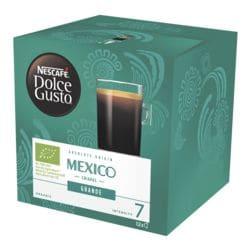 Nescafe Dolce Gusto 12er-Pack BIO-Kaffeekapseln »Dolce Gusto® Absolute Origin Mexiko Chiapas Grande«