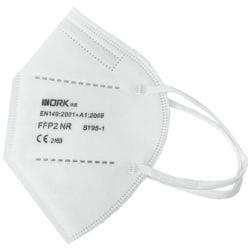25er-Pack FFP2 Maske Einweg gefaltet »Work« ohne Ventil