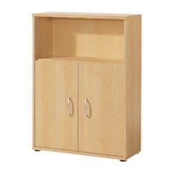 wellem bel mehrzweckschrank b rocombi 80 cm breit 3 oh mit kleinen t ren bei otto office. Black Bedroom Furniture Sets. Home Design Ideas