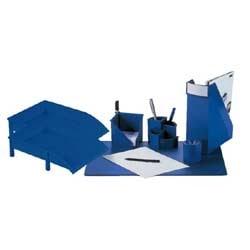 helit 6-teiliges Schreibtisch-Set »Linear«