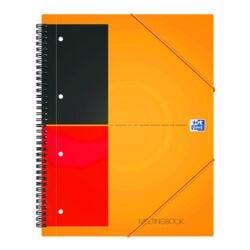 Oxford Collegeblock Meetingbook, A4, liniert, 80 Blatt