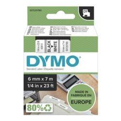 Dymo D1-Beschriftungsband, 6 mm x 7 m