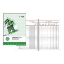 Sigel Formularbuch »Haushaltsbuch« HA514