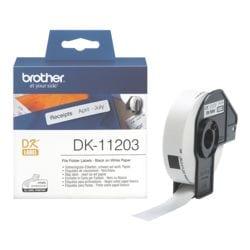 Brother Ordner-Etiketten »DK-11203«
