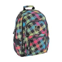 All Out Rucksack »Louth Rainbow Check«