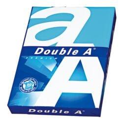Multifunktionales Druckerpapier A4 Double A - 500 Blatt gesamt, 80 g/m²