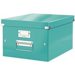 Leitz Ablagebox WOW 6044 »Click & Store« mittel