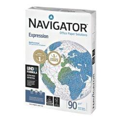 Multifunktionales Druckerpapier A4 Navigator Expression - 500 Blatt gesamt, 90 g/m²