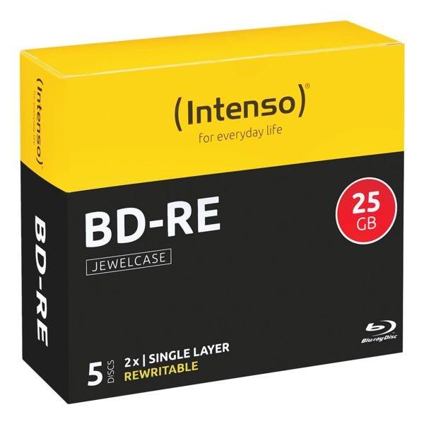 Intenso Blu-ray-Rohling »Blu-ray BD-RE«