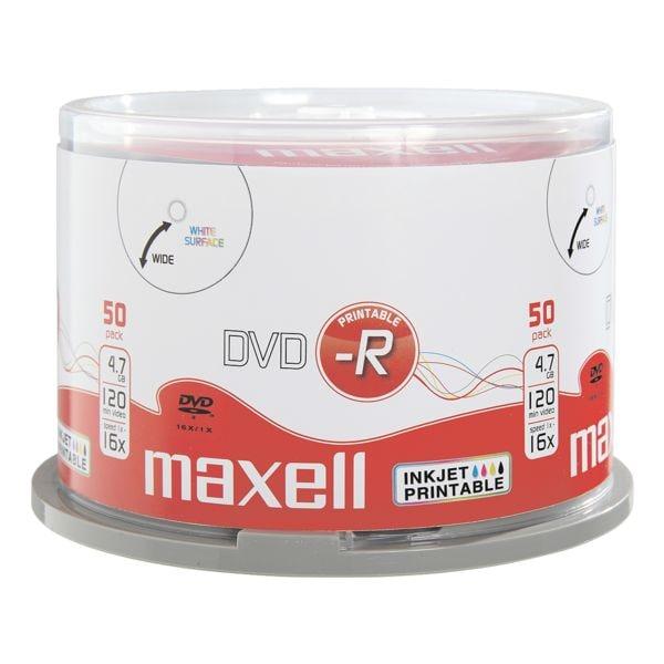 Maxell DVD-Rohlinge »DVD-R«