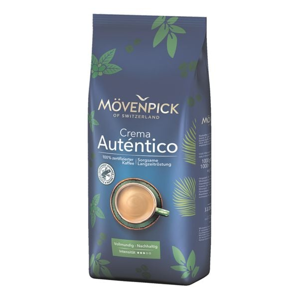 Mövenpick Kaffee - ganze Bohnen »El Autentico« 1000 g