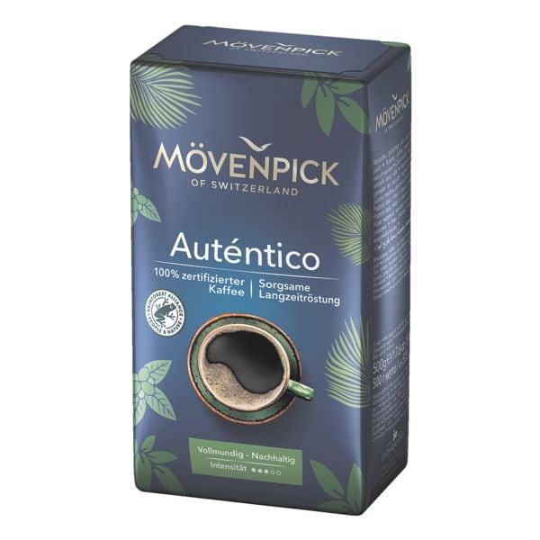Mövenpick Kaffee - gemahlen »El Autentico« 500 g