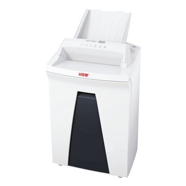 Aktenvernichter HSM AF150, Sicherheitsstufe 4, Partikelschnitt (4,5 x 30 mm) bis 10 Blatt