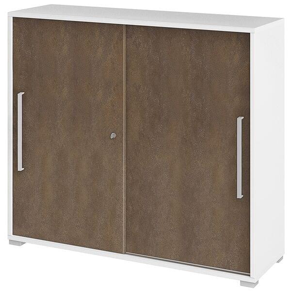 schiebet renschrank objekt plus 120 110 5 cm bei otto office g nstig kaufen. Black Bedroom Furniture Sets. Home Design Ideas