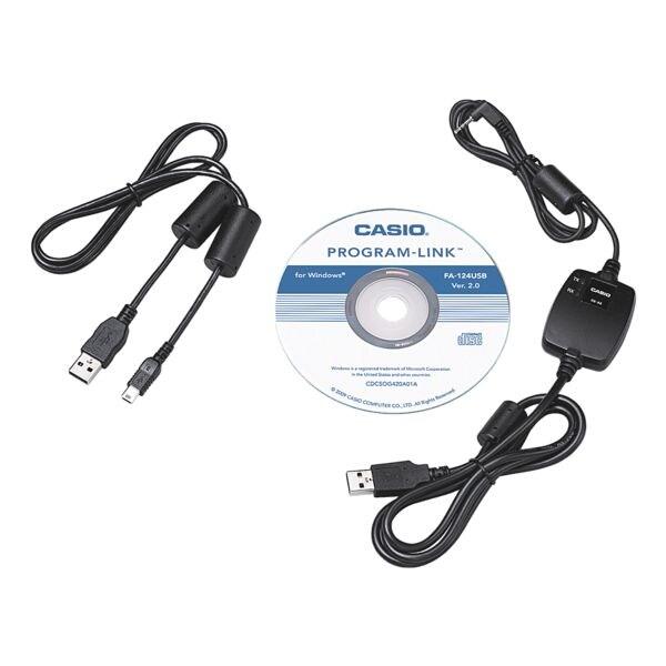 CASIO Datenübertragung für Casio Grafikrechner »FA-124USB«