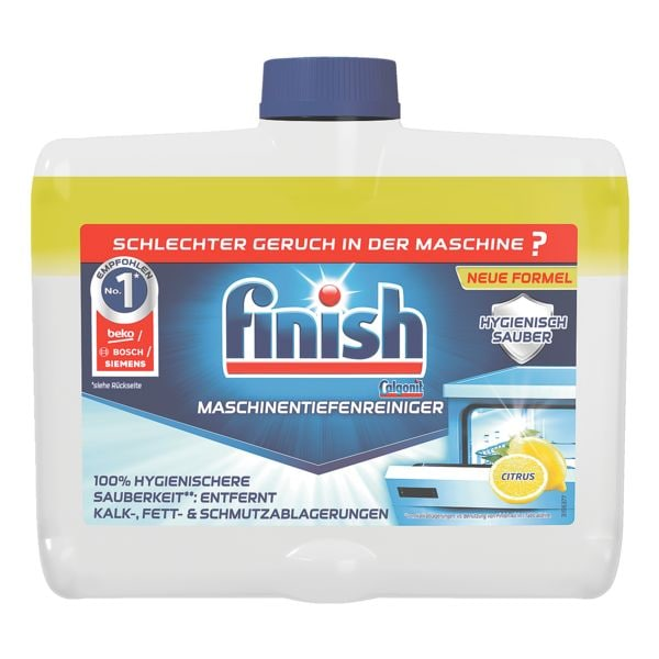 finish Maschinenpfleger »finish Lemon«