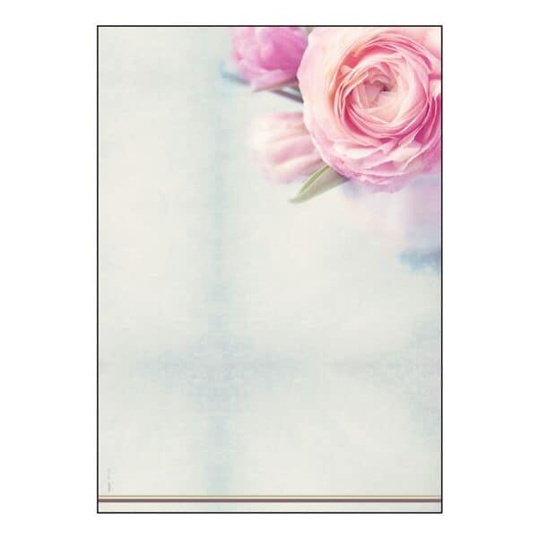 Sigel Design-Papiere »Rose Garden« DP004