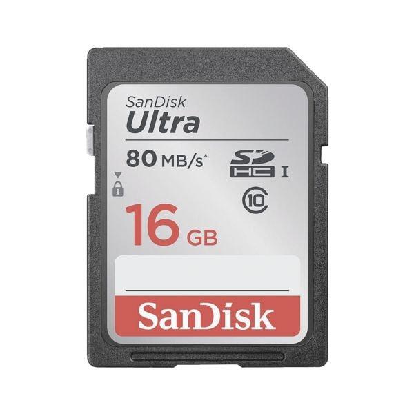SanDisk SDHC-Speicherkarte »Ultra 16GB«