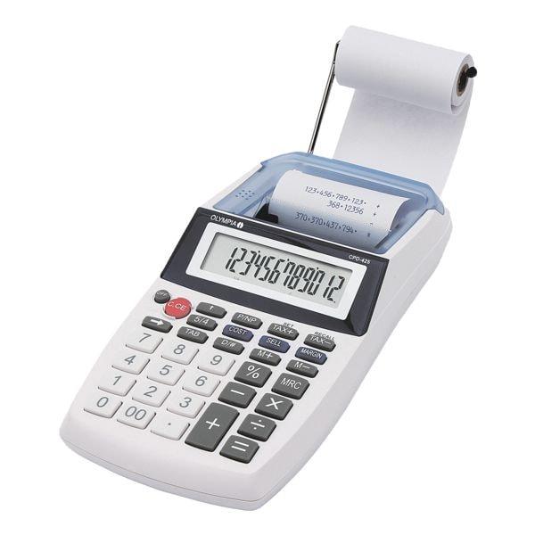 Olympia Druckender Tischrechner »CPD 425«