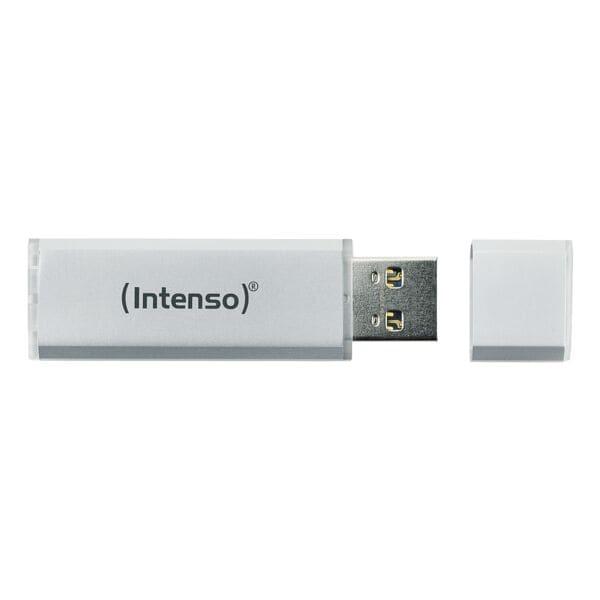 USB-Stick 32 GB Intenso AluLine, USB 2.0