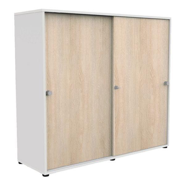 wellem bel schiebet renschrank faceline iii 120 cm extrabreit 3 oh korpus officegrau bei. Black Bedroom Furniture Sets. Home Design Ideas