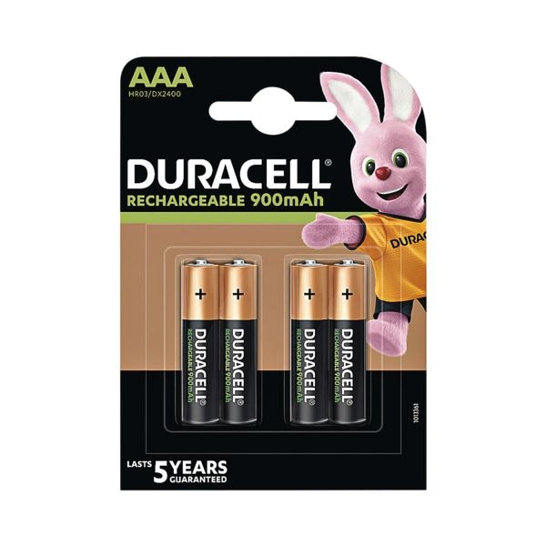 Duracell Akkus »Precharged« Micro / AAA / HR3