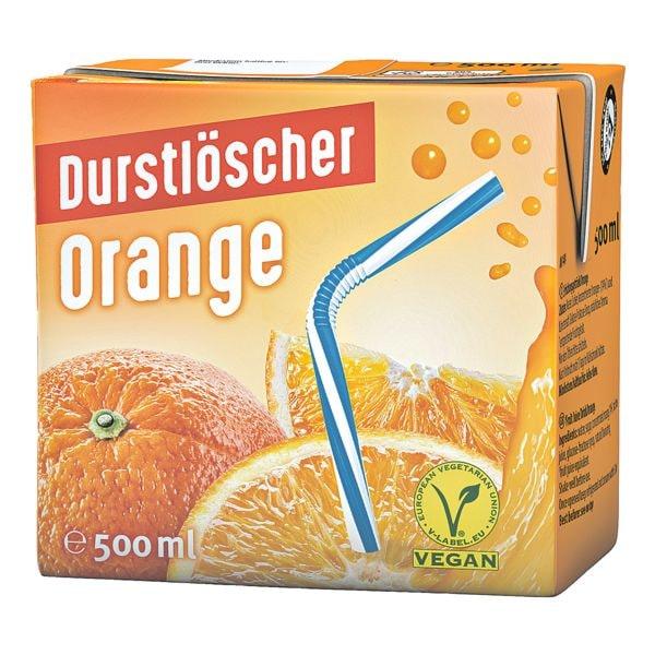 Durstlöscher Fruchtsaftgetränk »Orange«