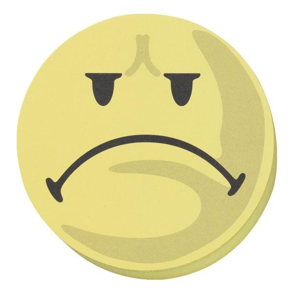 Franken Moderationskarten »Bewertungssymbol negativ UMZ 10 S3«