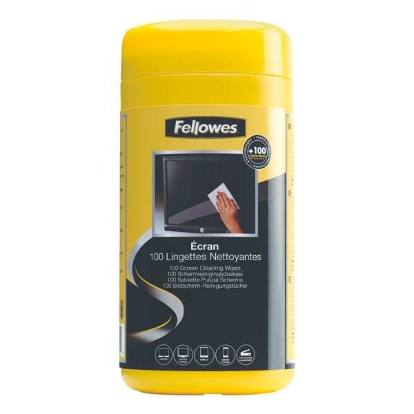 Fellowes Bildschirm-Reinigungstücher