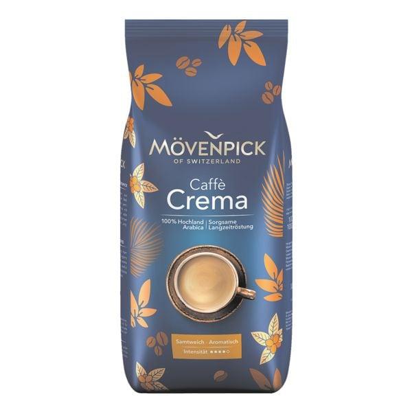 Mövenpick Kaffee - ganze Bohnen »Caffe Crema« 1000 g