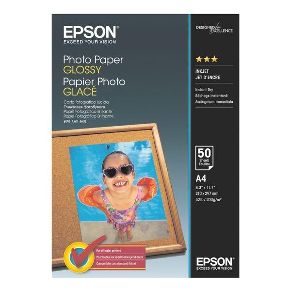 Epson Fotopapier »Photo Paper Glossy«