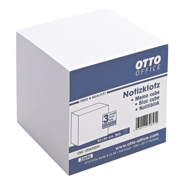 OTTO Office Notizklotz