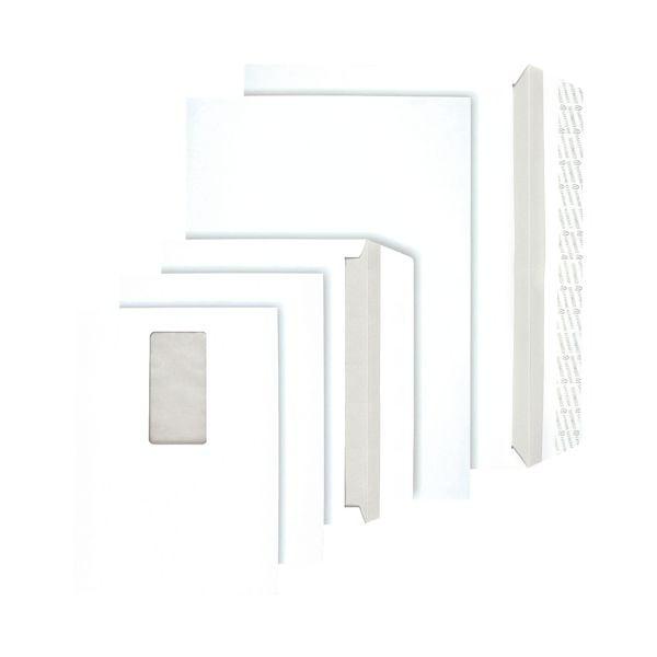BONG 500 Versandtaschen mit seitlicher Öffnung, C5 90 g/m² ohne Fenster
