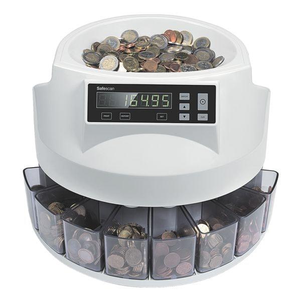 Safescan Münzzähler und Sortierer »1250«