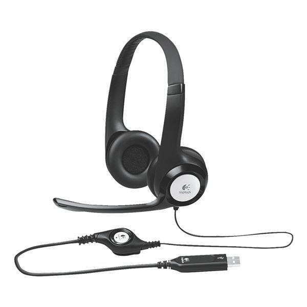 Logitech USB-Headset »H390«