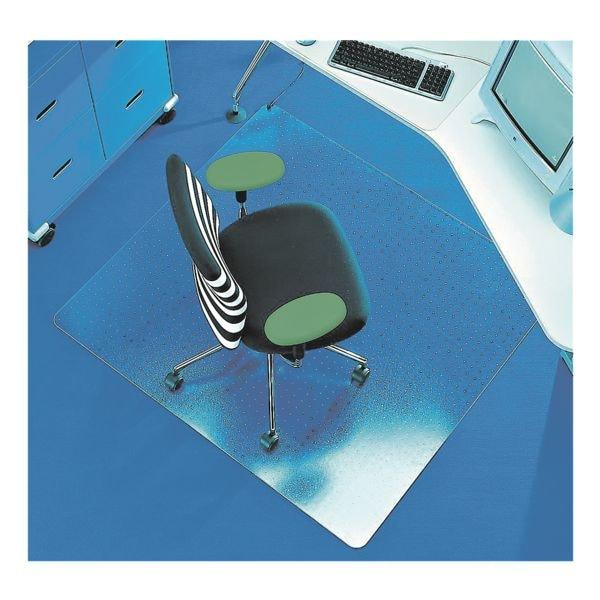 bodenschutzmatte f r teppichb den makrolon rechteck 120 x 180 cm rs office products. Black Bedroom Furniture Sets. Home Design Ideas