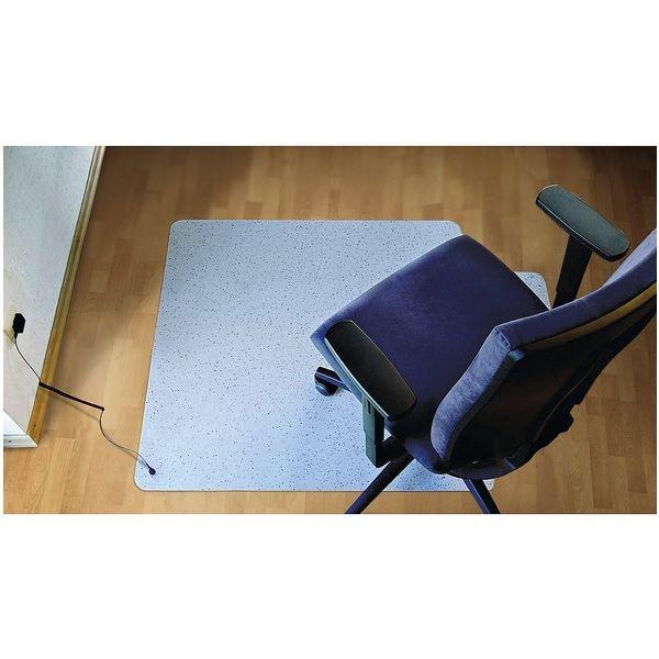 bodenschutzmatte f r hartb den und teppichb den naturkautschuk rechteck mit lippe l 120 x. Black Bedroom Furniture Sets. Home Design Ideas