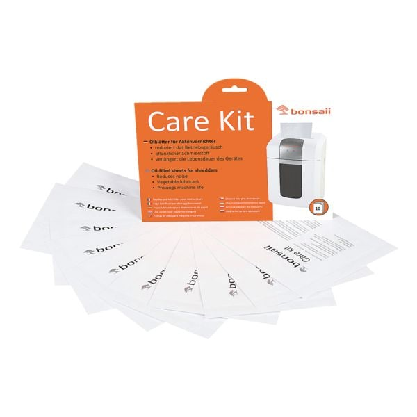 bonsaii Ölblätter für Aktenvernichter »Care Kit«