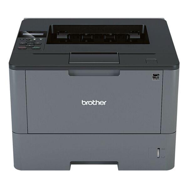 Brother HL-L5000D Laserdrucker, A4 schwarz weiß Laserdrucker, 1200 x 1200 dpi