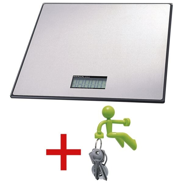 MAUL Paketwaage »Global 25 kg« inkl. Magnet »Neodym-Magnet Männchen«
