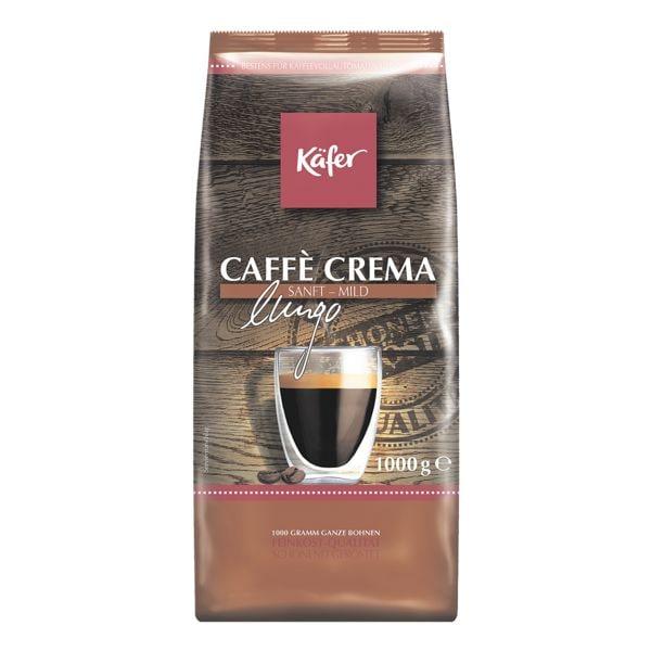 Käfer Kaffee - ganze Bohnen »Caffé Crema Lungo« 1000 g