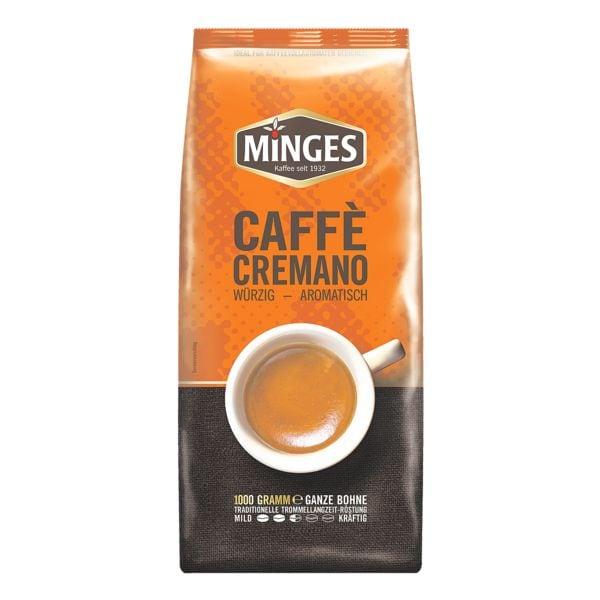 Minges Kaffee - ganze Bohnen »Caffé Cremano« 1000 g